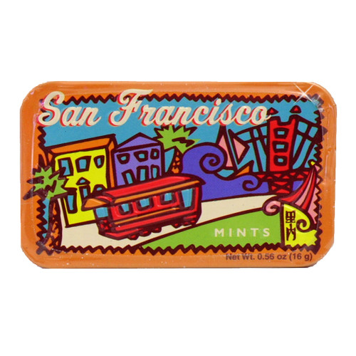 San Francisco Mints