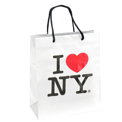 I Love NY Small Gift Bag