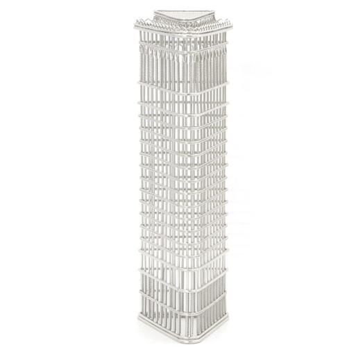 Flatiron Building Wire Models