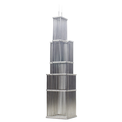 Sears Tower Statue