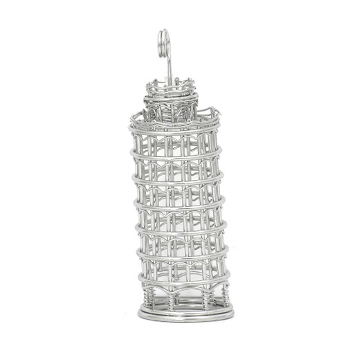 Leaning Tower of Pisa Photo Clip and Memo Clip
