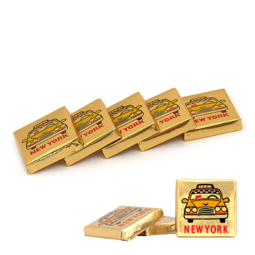 New York City Taxi Chocolates
