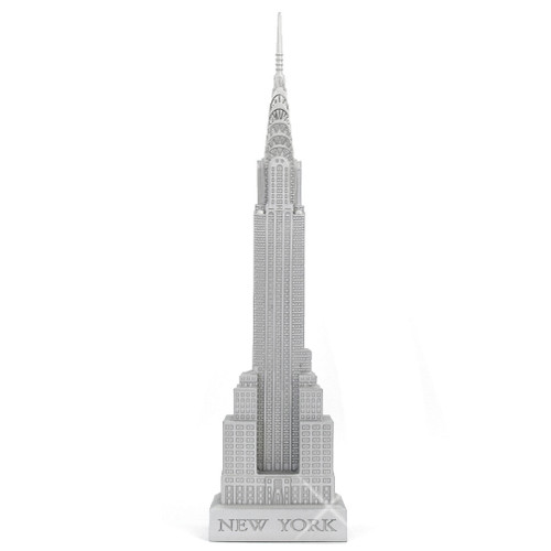 18-Inch Chrysler Building Statue