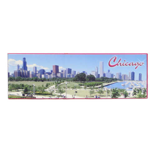 Chicago Panoramic Magnet