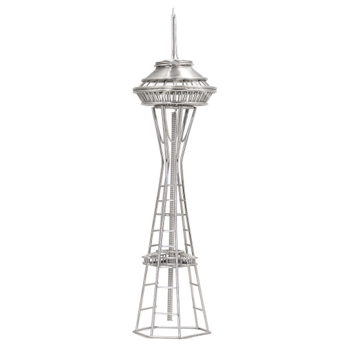 Seattle's Space Needle Replicas Wire Models and Statues