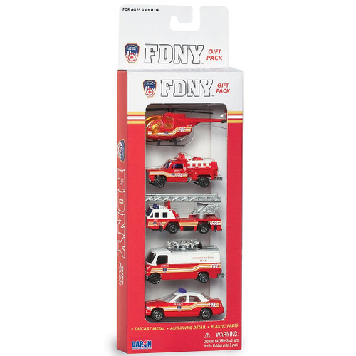 FDNY Toy Cars