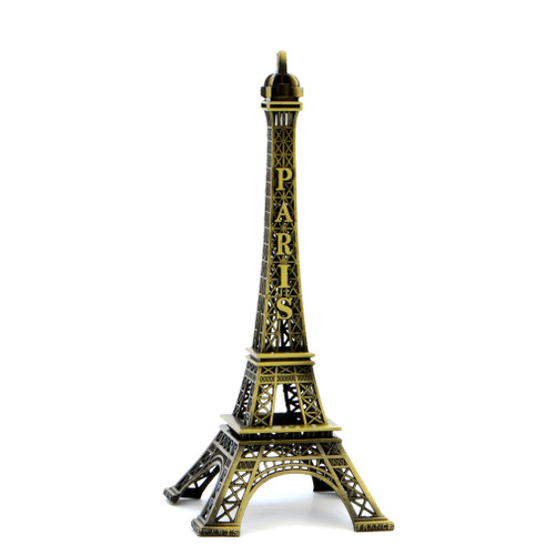 Eiffel Tower statue replica model for home decor and gift