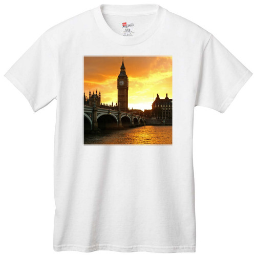 London's Big Ben Apparel