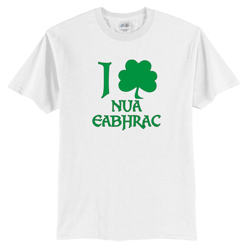 Irish Love New York Shirts