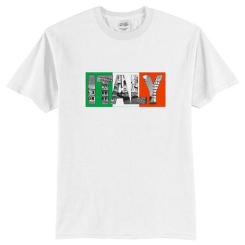 Italy Photo Youth T-Shirt