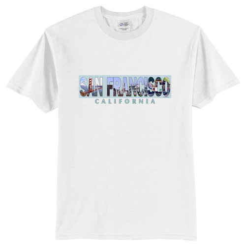 San Francisco Photo Apparel
