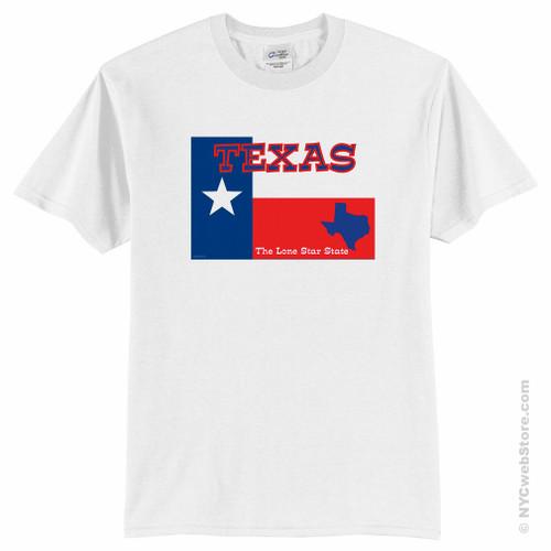 Texas T-Shirts and Sweatshirts