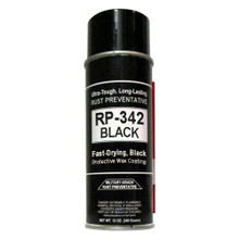 BESTSELLER - Cosmoline RP-342 BLACK Military-Grade Rust Preventive Aerosol Spray