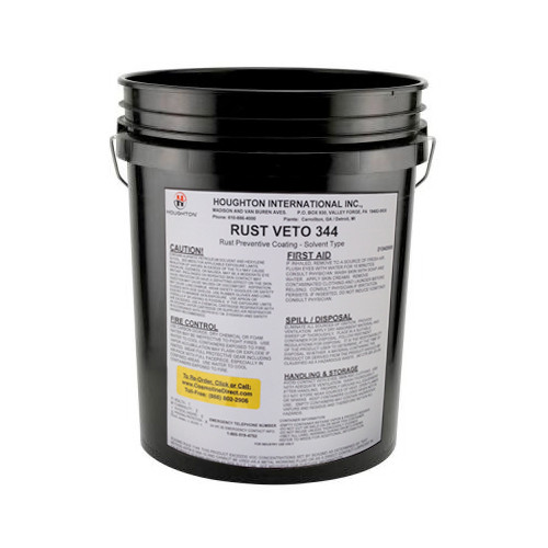 Rust Veto 344 Ultra Tough Fast Drying Plastic Like