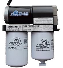 AIRDOG II-4G A6SABC413 GM DURAMAX 2015 and Up Fuel Delivery System
