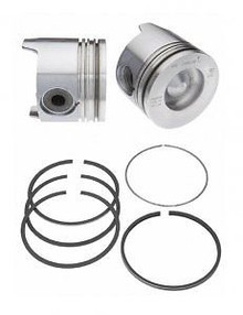 FORD 2003-2007 6.0L MOLY PLASMA PISTON RINGS