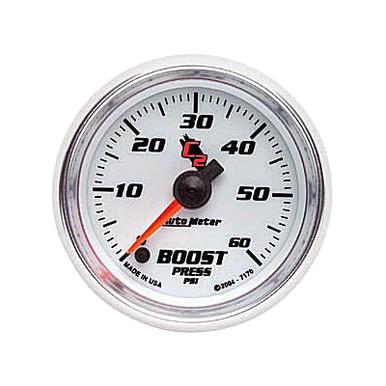 Auto Meter Cobalt C2 Boost Gauge