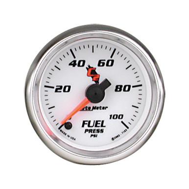 Auto Meter Cobalt C2 Fuel Pressure Gauge