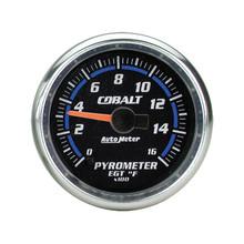 Auto Meter Cobalt Pyrometer Gauge