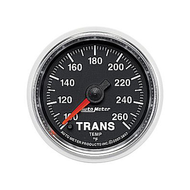Auto Meter GS Series Transmission Temp Gauge