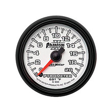 Auto Meter Phantom II Pyrometer Gauge