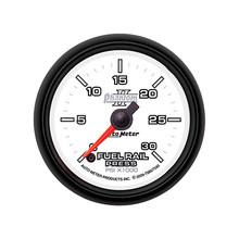 Auto Meter Phantom II Diesel Fuel Rail Pressure Guage
