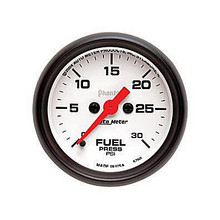 Auto Meter Phantom Series Fuel Pressure Gauge