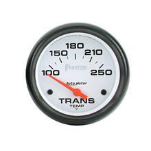 Auto Meter Phantom Series Transmission Temp Gauge