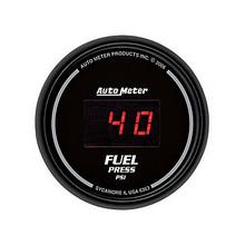 Auto Meter Sport-Comp Digital Fuel Pressure Gauge