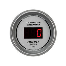 Auto Meter Ultra-Lite Digital Boost Gauge