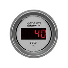 Auto Meter Ultra-Lite Digital Pyrometer Gauge