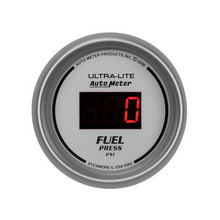 Auto Meter Ultra-Lite Digital Fuel Pressure Gauge