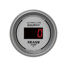 Auto Meter Ultra-Lite Digital Transmission Temp Gauge