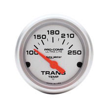 Auto Meter Ultra-Lite Transmission Temp Gauge