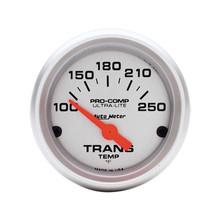 Auto Meter Ultra-Lite Transmission Temp Gauge