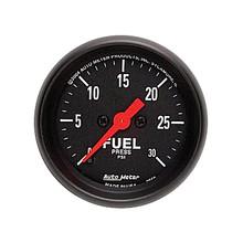 Auto Meter Z-Series Fuel Pressure Gauge