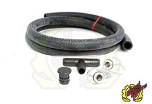 Deviant PCV Re-Route kit for 04.5-10 GM 6.6L Duramax