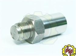Deviant Fuel Rail Plug fits 03-07 Cummins