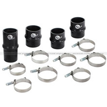 BladeRunner Intercooler Couplings and Clamps Kit; Dodge Diesel Trucks