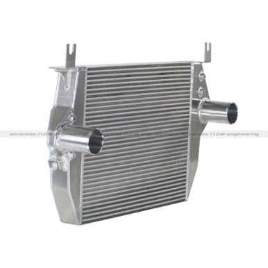 Intercooler with Tubes; Ford Diesel Truck