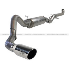 "Mach Force-Xp 4"" Down-Pipe Back Stainless Steel Exhaust Race System"