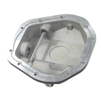 Differential Cover (Machined; Pro Series); Ford Diesel Trucks