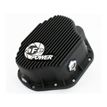 Rear Differential Cover (Black; Pro Series);