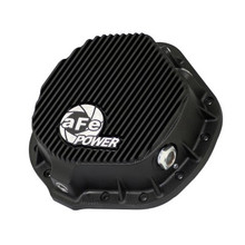 Rear Differential Cover (Black; Pro Series); Dodge Diesel Trucks