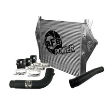 BladeRunner Intercooler with Tubes; Dodge Diesel Trucks