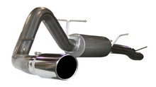 "MACH Force XP 4"" Cat-Back Stainless Steel Exhaust System; Ford Diesel Trucks"