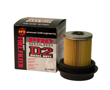 Pro-GUARD D2 Fuel Fluid Filter; Ford Diesel Trucks