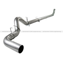 "MACH Force XP 5"" Turbo-Back Stainless Steel Exhaust System; Dodge Diesel Trucks"