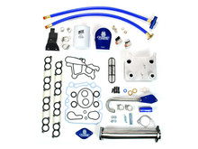Basic Solution for Ford 6.0L Powerstroke With Sinister EGR Delete Kit, Oil Cooler and Coolant Filter Kit