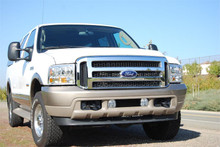Chrome Superduty/ Excursion Grille